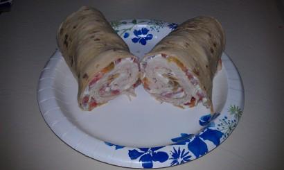 Flatout Sandwich